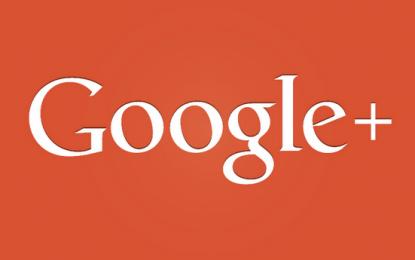 Google+ raczkuje