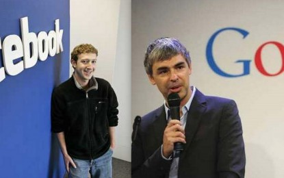 Be together – czyli Facebook i Google razem na polu reklamowym