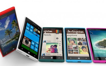 Instagram nareszcie na Windows Phone!