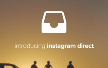 Instagram Direct – wysyłaj zdjęcia i wideo