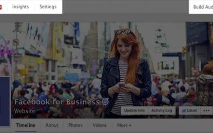 Facebook zmienia wygląd profili firmowych!