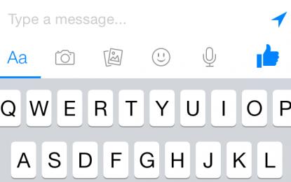 Facebook Messenger w ślad za Snapchatem
