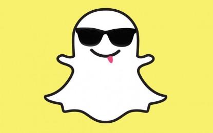 7 przykładów akcji firmowych na Snapchacie