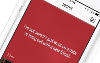 Plotki w telefonach: aplikacja Secret podbija świat