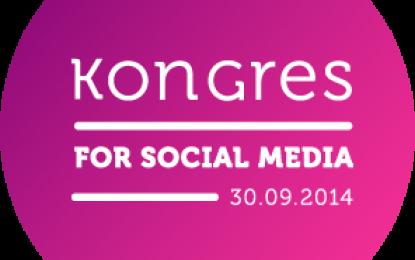 30 września odbędzie się Kongres For Social Media w Warszawie